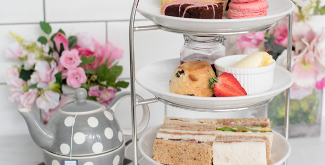 Tea o' clock? Head to Beth Lauren Cakes' pop-up tearoom