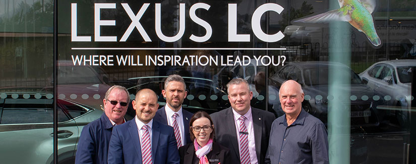 Lexus Stoke joins firms backing Stone's annual celebration of food & drink